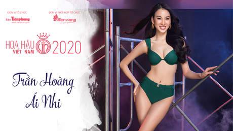 Thí sinh HHVN 2020 - Trần Hoàng Ái Nhi