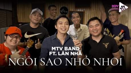 Âm Nhạc Không Giới Hạn - Tập 4: Ngôi Sao Nhỏ Nhoi (Nhóm MTV ft. Lân Nhã)