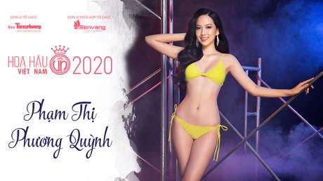 Thí sinh HHVN 2020 - Phạm Thị Phương Quỳnh
