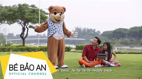 Bé Bảo An ft Chí Thiện - Teddy Bear Song