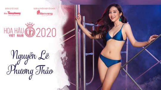 Thí sinh HHVN 2020 - Nguyễn Lê Phương Thảo