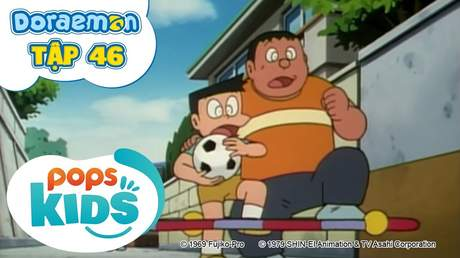 Doraemon S1 - Tập 46: Chiếc vòng kết bạn