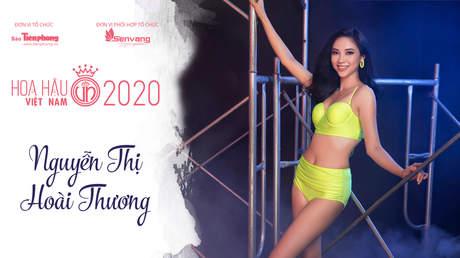 Thí sinh HHVN 2020 - Nguyễn Thị Hoài Thương