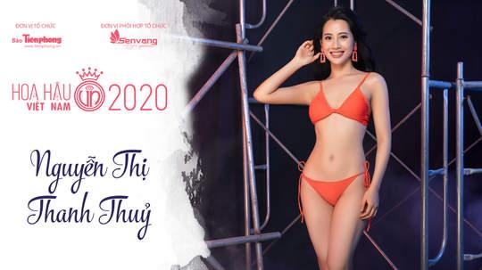Thí sinh HHVN 2020 - Nguyễn Thị Thanh Thuỷ