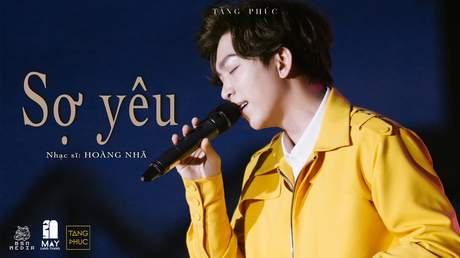 Live In Mây Lang Thang: Tăng Phúc - Sợ Yêu (22.11.2020)