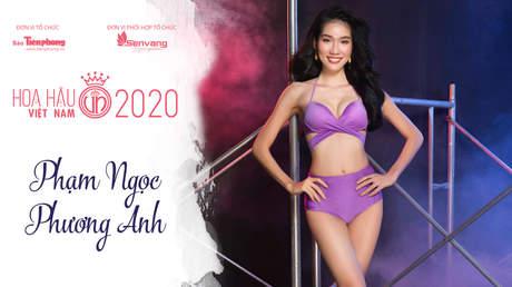 Thí sinh HHVN 2020 - Phạm Ngọc Phương Anh