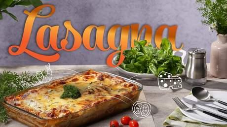 Hướng Nghiệp Á Âu - Vào Bếp Cùng Bếp Trưởng 5 Sao: Cách làm lasagna Ý đánh thức vị giác