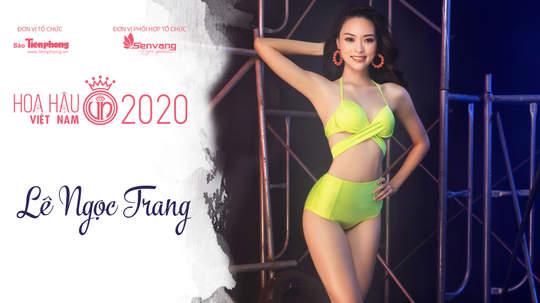 Thí sinh HHVN 2020 - Lê Ngọc Trang