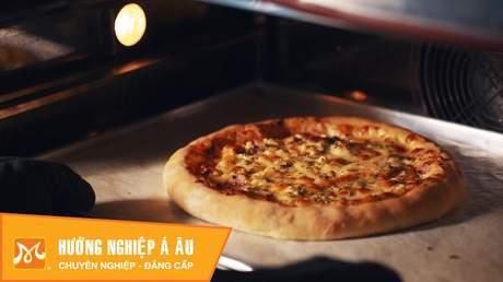 Hướng Nghiệp Á Âu - Học Làm Bánh Ngon: Cách làm bánh pizza hawaii ngon và đơn giản tại nhà
