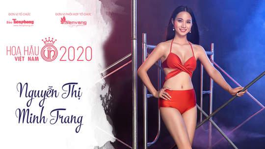 Thí sinh HHVN 2020 - Nguyễn Thị Minh Trang