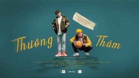 Khoa ft. Ricky Star - Thương Thầm (Official MV)