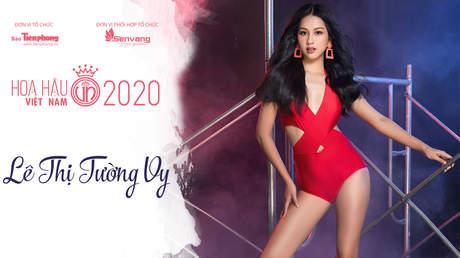 Thí sinh HHVN 2020 - Lê Thị Tường Vy