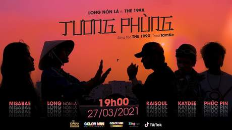 Long Nón Lá ft. The 199X, Tamke - Tương Phùng (Official MV)