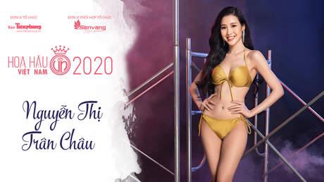 Thí sinh HHVN 2020 - Nguyễn Thị Trân Châu
