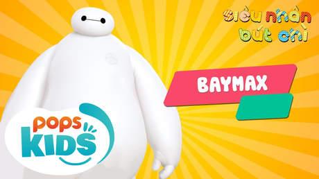 Siêu nhân Bút chì - Cách vẽ Baymax (Big Hero 6)