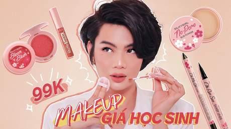 Đẹp cùng Đào Bá Lộc: Makeup đi học sau kì nghỉ Tết siêu dài