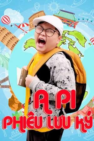 A Pi Phiêu Lưu Ký - Hà Nội 36 phố phường