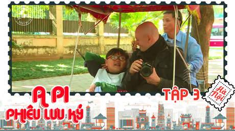A Pi phiêu lưu ký: Hà Nội 36 phố phường - Tập 3
