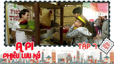 A Pi phiêu lưu ký: Hà Nội 36 phố phường - Tập 7
