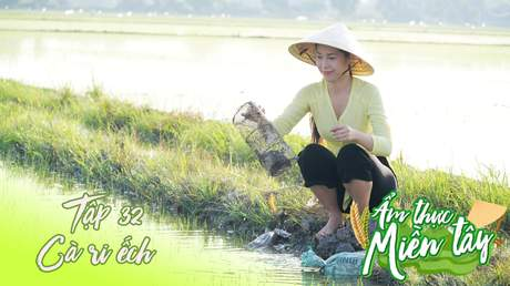 Ẩm thực miền Tây - Tập 32: Cà ri ếch