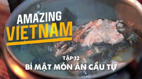 Amazing Vietnam - Tập 12: Bí mật món ăn cầu tự