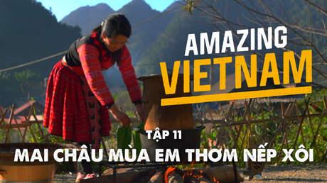 Amazing Vietnam - Tập 11: Mai Châu mùa em thơm nếp xôi