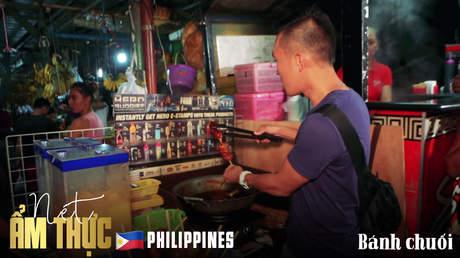 Nét ẩm thực Philippines: Bánh chuối