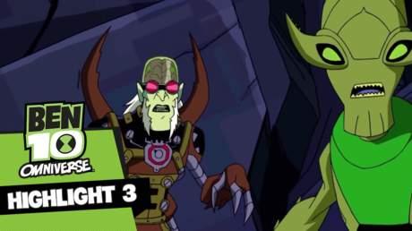 Ben 10 Omniverse - Highlight 3: Những cuộc đối đầu nảy lửa trong Ben 10