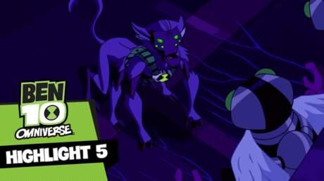 Ben 10 Omniverse - Highlight 5: Những dạng biến hoá của Ben 10
