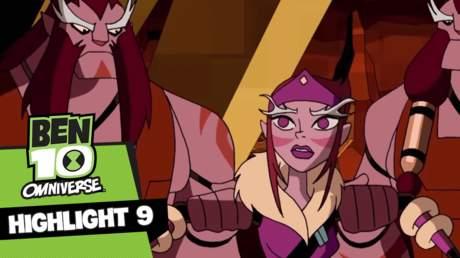 Ben 10 Omniverse - Highlight 9: Những lần Omnitrix biến hình không nghe lời