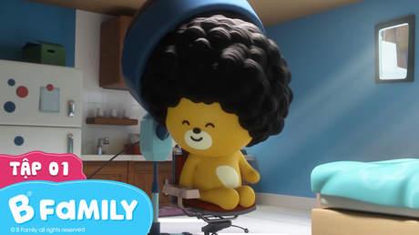 B-Family - Tập 1: Mozilla tóc xoăn