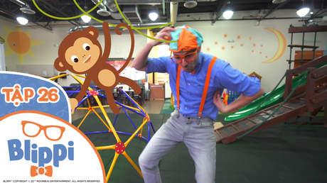 Blippi - Tập 26: Blippi đến khu vui chơi trong nhà (Kids Time tại Las Vegas)
