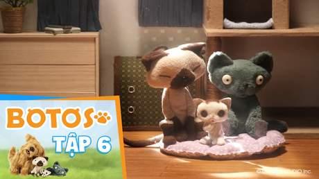 Botos - Superclip 6: Cuộn khăn giấy