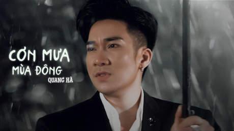 Christmas songs: Cơn mưa mùa đông - Quang Hà