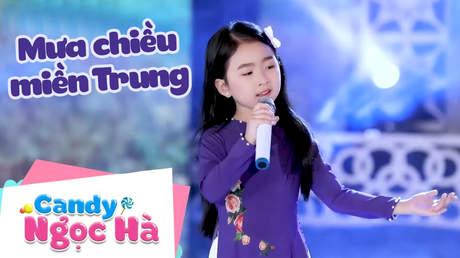 Candy Ngọc Hà - Mưa chiều miền Trung