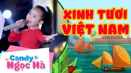 Candy Ngọc Hà - Xinh tươi Việt Nam remix