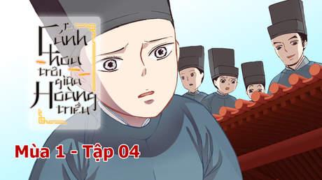 Cánh Hoa Trôi Giữa Hoàng Triều S1 - Tập 4: Tránh ra! Không được chơi chung!
