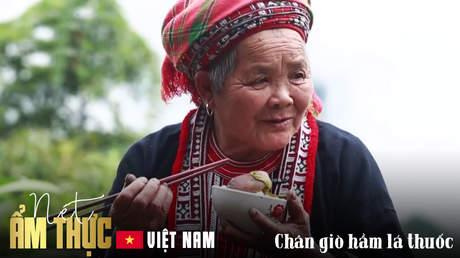 Nét ẩm thực Việt: Chân giò hầm lá thuốc