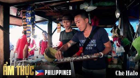 Nét ẩm thực Philippines: Chè Halo