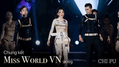 Miss World Vietnam 2019: Chi Pu - Em Nói Anh Rồi