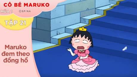 Cô Bé Maruko S1 - Tập 21: Maruko đem theo đồng hồ