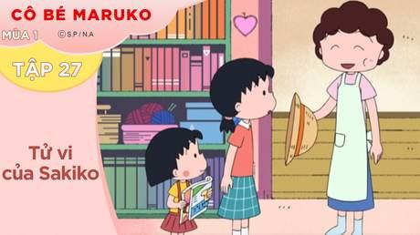 Cô Bé Maruko S1 - Tập 27: Tử vi của Sakiko
