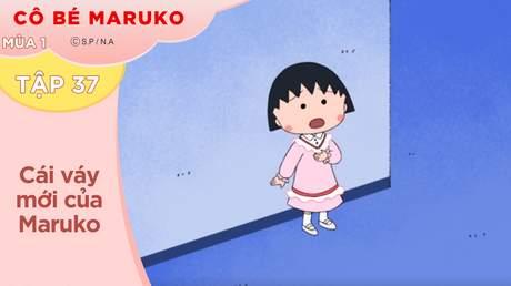 Cô Bé Maruko S1 - Tập 37: Cái váy mới của Maruko