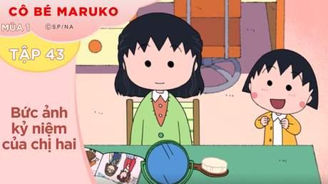 Cô Bé Maruko S1 - Tập 43: Bức ảnh kỷ niệm của chị hai