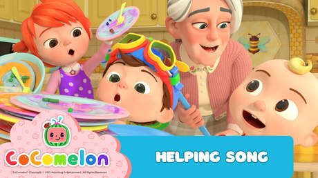 CoComelon: Helping Song