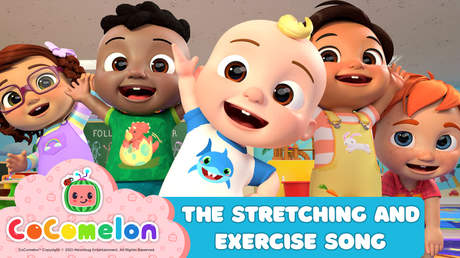 CoComelon: The Stretching And Exercise Song