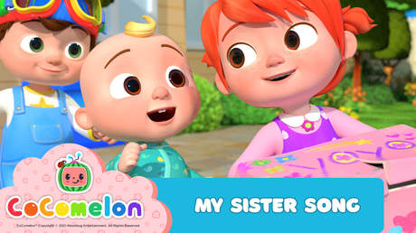 CoComelon: My Sister Song