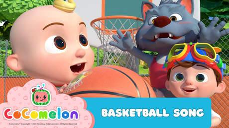 CoComelon: Basketball Song