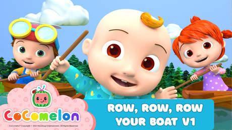 CoComelon: Row, Row, Row Your Boat V1