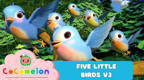 CoComelon: Five Little Birds V3